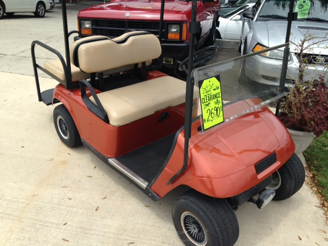 Featured products for Narrow golf cart